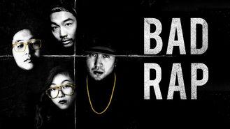 Netflix box art for Bad Rap