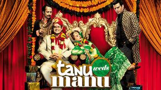 Netflix box art for Tanu Weds Manu