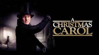 Netflix box art for A Christmas Carol