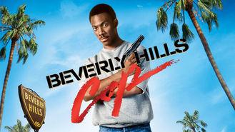 Netflix box art for Beverly Hills Cop