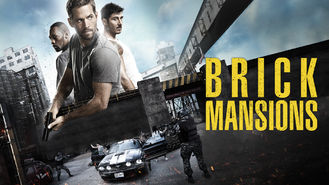Netflix box art for Brick Mansions