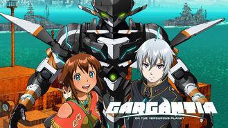 Netflix box art for Gargantia on the Verdurous Planet - Season 1