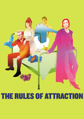The Rules of Attraction Netflix UK (United Kingdom)