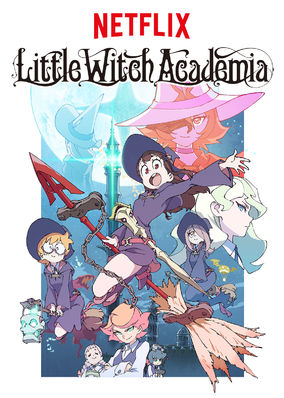 Little Witch Academia - Season 1