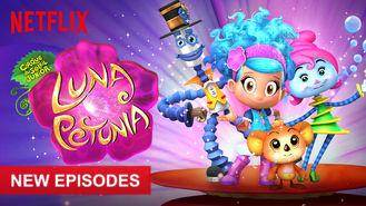 Netflix box art for Luna Petunia - Season 2