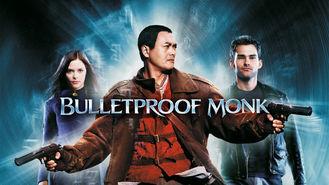Netflix box art for Bulletproof Monk