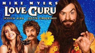 Netflix box art for The Love Guru