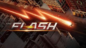 Netflix box art for The Flash - Season 2