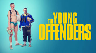 Netflix box art for The Young Offenders
