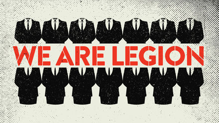 We Are Legion