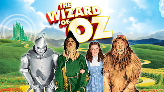 Netflix box art for The Wizard of Oz