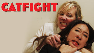 Netflix box art for Catfight
