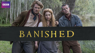 Netflix box art for Banished - Season 1