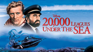 Netflix box art for 20,000 Leagues Under the Sea