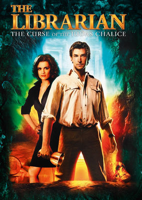 Librarian: Curse of the Judas Chalice, The