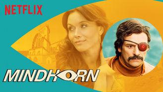 Netflix box art for Mindhorn