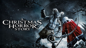 Netflix box art for A Christmas Horror Story