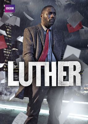 Box art for Luther