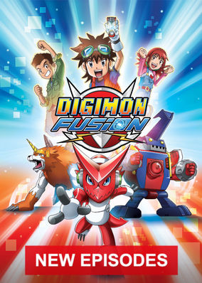 Digimon Fusion - Season 2