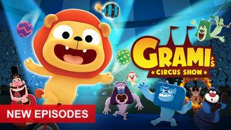 Netflix box art for Grami's Circus Show - Season 1