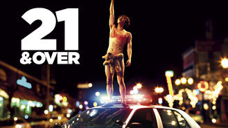 Netflix box art for 21 & Over