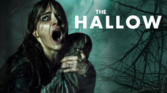 Netflix box art for The Hallow