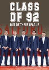 Class of '92: Out of Their League Netflix PH (Philippines)
