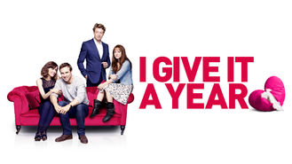 Netflix box art for I Give It a Year