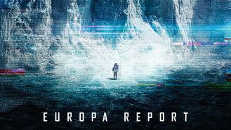 Netflix box art for Europa Report