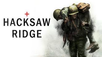 Hacksaw Ridge (2016) on Netflix in the Netherlands