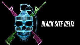 Netflix box art for Black Site Delta