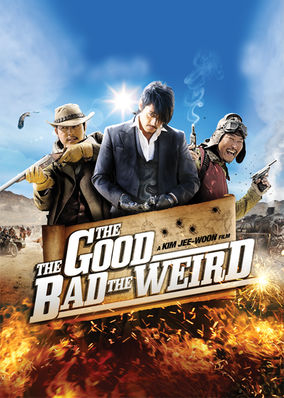 Box art for The Good, the Bad, the Weird