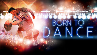 Netflix box art for Born to Dance