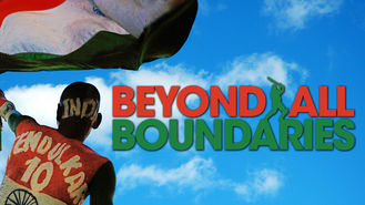 Netflix box art for Beyond All Boundaries