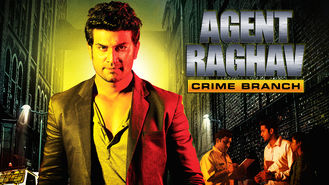 Netflix box art for Agent Raghav - Season 1