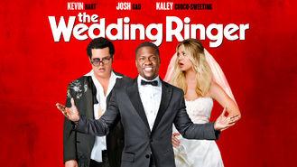 Netflix box art for The Wedding Ringer