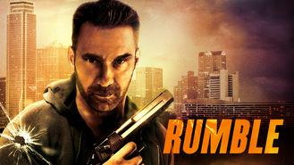 Netflix box art for Rumble