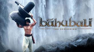Netflix box art for Baahubali: The Beginning (Hindi Version)
