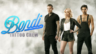 Netflix box art for Bondi Ink Tattoo Crew - Season 1