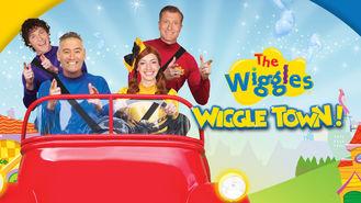 Netflix box art for Wiggle Town!