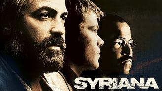 Syriana (2005) on Netflix in Canada