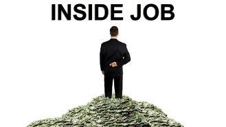 Netflix box art for Inside Job