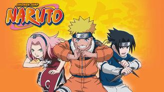 Netflix box art for Naruto - Season 1