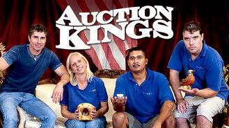 Netflix box art for Auction Kings - Season 1