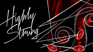 Netflix box art for Highly Strung