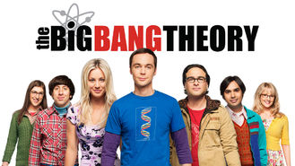 Netflix box art for The Big Bang Theory - Season 9