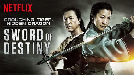 Crouching Tiger, Hidden Dragon: Sword...