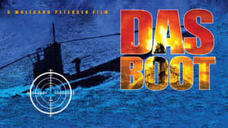 Netflix box art for Das Boot: Theatrical Cut