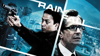 Netflix box art for Rain Fall