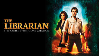 Netflix box art for The Librarian: Curse of the Judas Chalice
